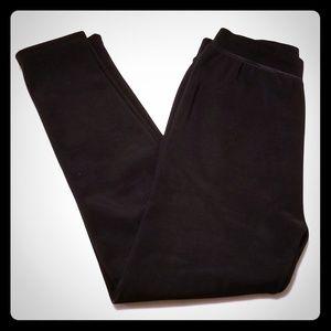 Black fleece lined leggings COZY & Soft